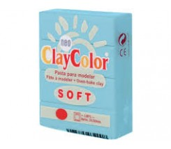 Clay Color Soft 56 gr Turquesa