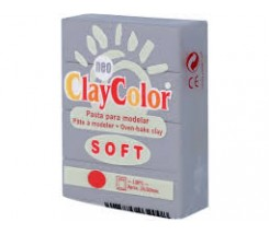 Clay Color Soft 56 gr Gris