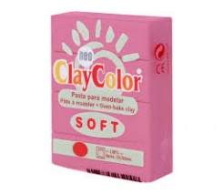 Clay Color Soft 56 gr Magenta