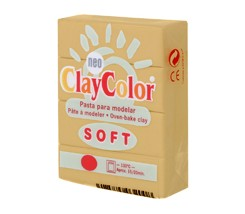 Clay Color Soft 56 gr Ocre