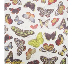 Papel Decoupage 50 x 70 cm Mariposas