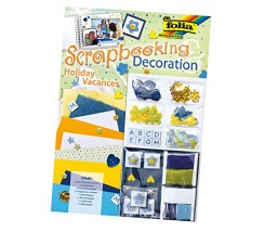 Scrapbooking Decoration Holiday Vacances