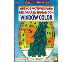 Librillos Drac Nuevos Window Color