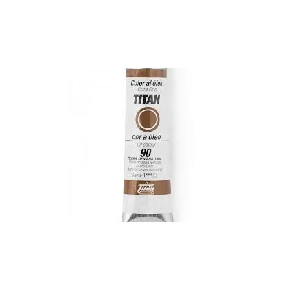 Oleo Titán 20 ml - 90 Tierra siena natural