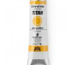 Tubo Titan Suelto 20 ml. Amarillo Real