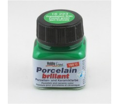 Hobbyline Ceramic Porcelana Verde Vivo