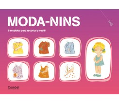 Recortable de Papel Moda-Nins