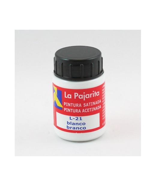 La Pajarita 35 ml  Blanco