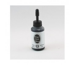 Tinta China 23 ml Vallejo Negro