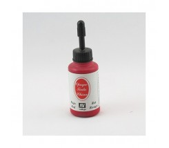 Tinta China 23 ml Vallejo Rojo