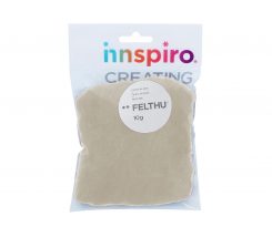 Fieltro Modelable 10 g  Blanco 1401