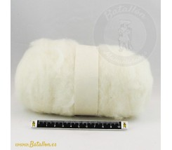 Fieltro Modelable 100 g Blanco