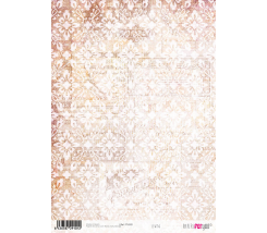 Papel de Arroz 33 x 54 cm Sewing I