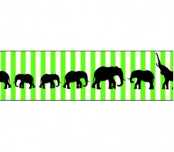 "Whasi tape animales 15mm. ""Folia"""