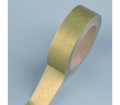 "Washi tape dorado 15mm. ""Efco"""