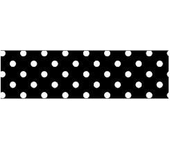 "Washi tape puntitos negro gris 15mm. ""Folia"""