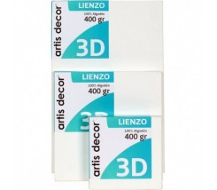 Lienzo 60x40 Artis Decor 3D