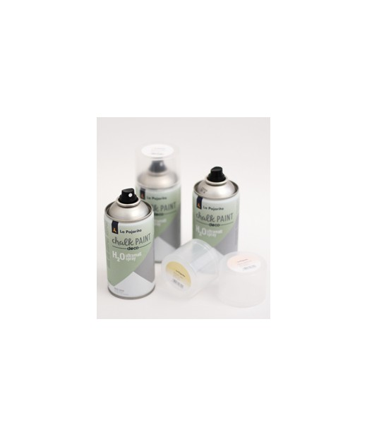 Spray Chalk Paint 300 ml La Pajarita Mint
