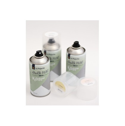 Spray Chalk Paint 300 ml La Pajarita Beige Antiguo