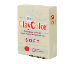 Clay Color Soft 56 gr Beige