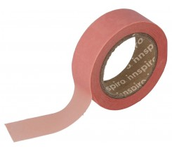 Washi Tape Masking Tape Lisos Rosa