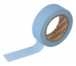 Washi Tape Masking Tape Lisos Gris