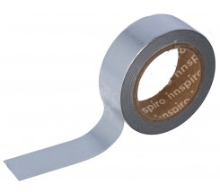 Washi Tape Masking 15 x 6,5 mm Plata