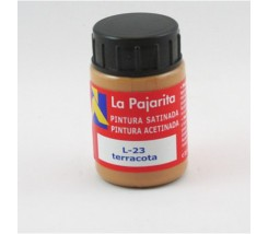 La Pajarita 35 ml Terracota