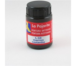 La Pajarita 35 ml Marrón