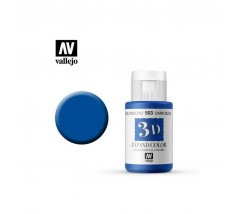 3D Expand Color 35 ml Vallejo Azul Oscuro 503