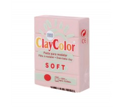 Clay Color Soft 56 gr Rosa