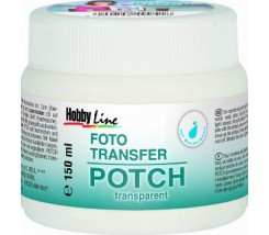 Foto Transfer Potch 150ml