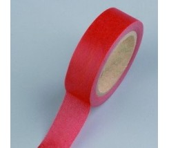 "Washi tape rojo 15mm. ""Efco"""