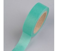 "washi tape verde 15mm. ""Efco"""