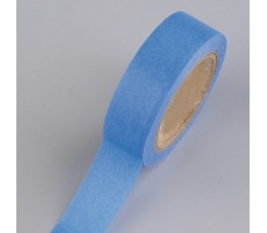 "Washi tape azul 15mm. ""Efco"""