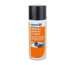 Pegamento en Spray de Contacto 400 ml Unecol